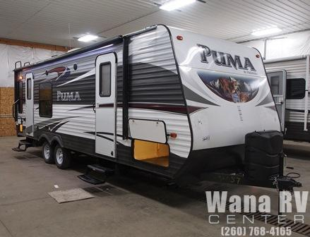 Forest River Puma Travel Trailers25RS