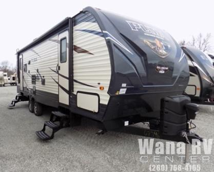 Forest River Puma Travel Trailers27RLSS