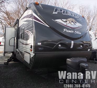 Forest River Puma Travel Trailers30RLIS