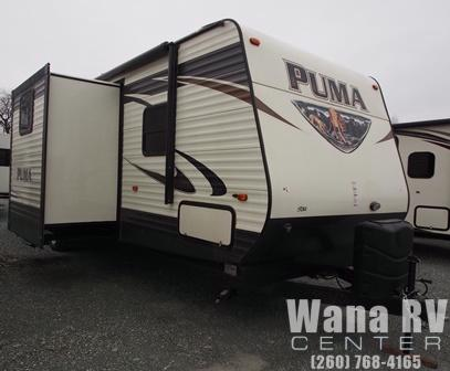 Forest River Puma Travel Trailers30RKBS
